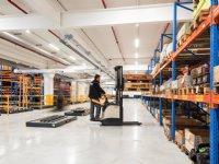 Dewulf neemt nieuw logistiek centrum in gebruik