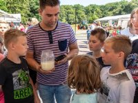Ruiken en proeven op agrarische belevingsfair Drenthe