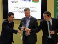 Nedap stapt in big data met Chinese partners