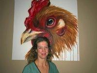 Mariska Oving is nieuwe woordvoerder mmmEggies