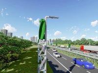 Green-Infra gaat met verticale windturbines de boer op