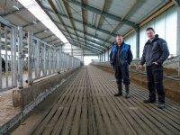 Twee nieuwe stalvloeren in Regeling ammoniak