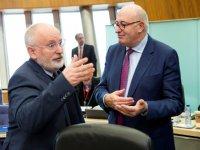 Timmermans moet EU klimaatneutraal maken