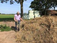 Stikstof vaker bepalend voor afvoer mest