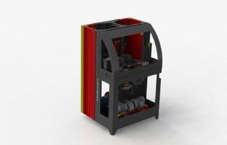 Rapid-Sharp messenslijpautomaat