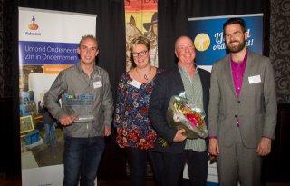 Rodenburghoeve wint IJmond Duurzaamprijs