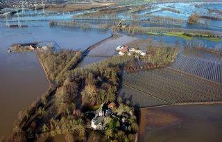 Hulp van agrariërs gevraagd bij hoogwater