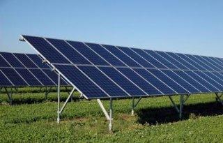Noord-Holland laat zonnepark toe