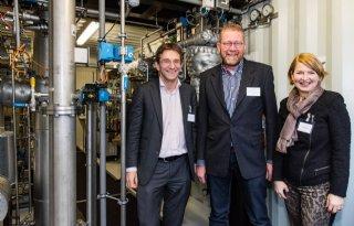 Proefboerderij De Marke is gasproducent