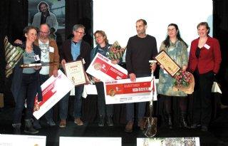 Maatschap Twisk wint Ekoland Innovatieprijs