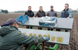 Eerste aanplant houtige biomassa Gilze-Rijen