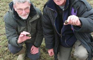 Eerste kievietsei IJsseldelta gevonden