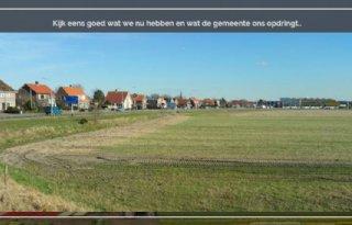 Veel bezwaren voetbalvelden Egmond-Binnen
