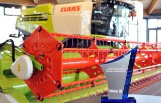 Claas+wint+award+met+Lexion+780+Claas