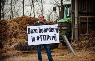 Milieudefensie en boeren strijden tegen TTIP