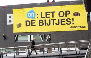 Greenpeace blij met groen antwoord op Wilders