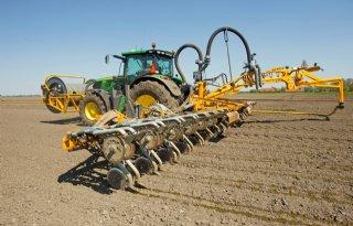 Precisielandbouw wekt interesse bij boeren