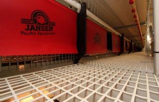 Jansen Poultry Equipment wil uitbreiden