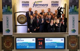 FromFarmers verkleint belang in ForFarmers
