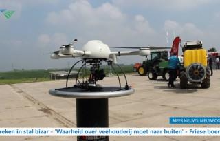 TV: jonge boeren houden Van Dam bij de les