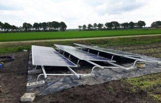 Drip en fertigatie met zonnepaneel duurzamer