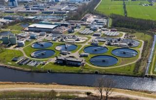 Fabriek produceert kunstmest uit afvalwater