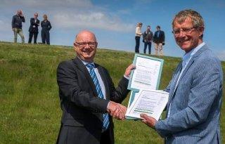 180 miljoen euro voor Groningse zeedijk