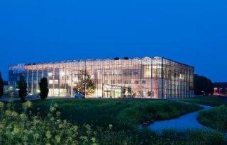 Aeres+Hogeschool+Dronten+bouwt+nieuwe+pluimveestal