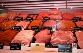 Vleesconsumptie+daalt+voor+vijfde+jaar+op+rij