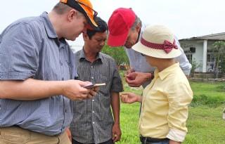 Boeren spreken overal dezelfde taal