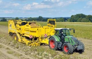 Ropa vernieuwt bieten- en aardappelrooier