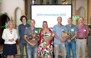 Drie genomineerden ZLTO Initiatiefprijs 2016