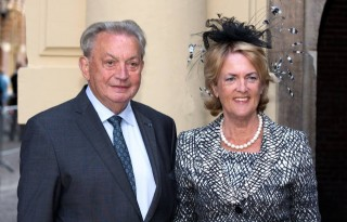 Oud%2Dlandbouwminister+Gerrit+Braks+overleden