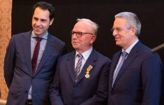 LTO prijst doortastenheid en kennis van voorzitter Maat