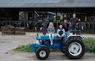 Familie Rood blij met nieuwe stek in Holten