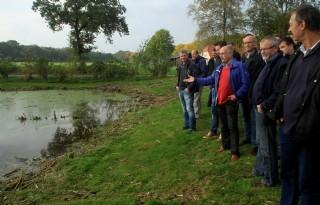 Drenthe tilt wateraanpak van de grond