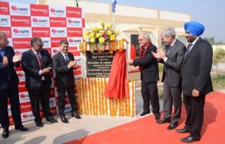 Modern lab voor miniknollen van HZPC in India
