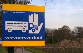Deel+vervoersverbod+Biddinghuizen+ingetrokken