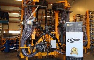 Gronings mechanisatiebedrijf onderscheiden