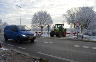 Onderzoek naar oversteken N375 Drenthe
