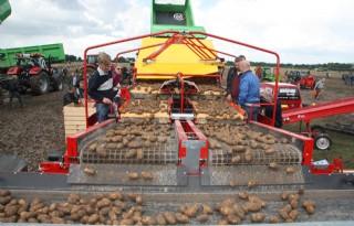 Helft+standruimte+PotatoEurope+al+geboekt