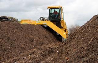 Stabiliteit organische stof in compost hoger