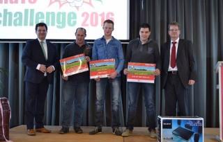 Jan van Heerikhuize wint Maischallenge