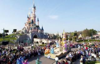 TV: Disneyland Parijs krijgt Nederlandse tuin
