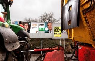 CDA bij boeren weer de grootste partij