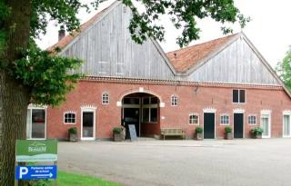 Keuken verbindt vee aan logies bij Erfgoed Bossem