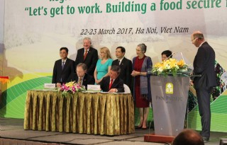 Agriterra helpt Vietnam met hervorming coöperaties