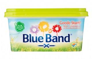 Unilever zet Blue Band in de etalage