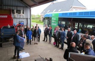 Drenthe+verduurzaamt+landbouw