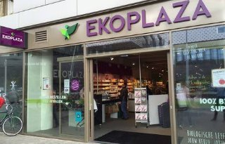 Ekoplaza+in+de+fout+met+slogan